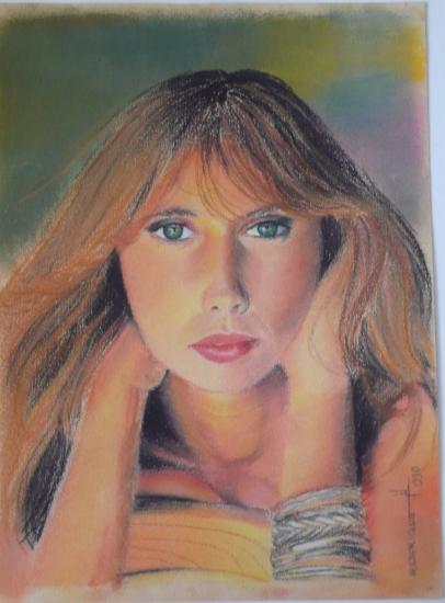 Rosanna Arquette par Rochelle